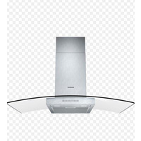 Siemens LC97GB532B Chimney Cooker Hood, Stainless Steel