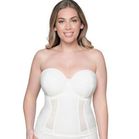 Curvy Kate Luxe Strapless Basque