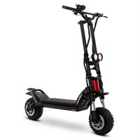 Image of Kaabo Wolf 2 2400w 60v 35AH Twin Motor Off Road Electric Scooter