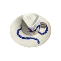 Alebrije Snake Hat - Natural
