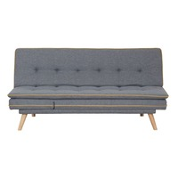 LPD Furniture &pipe; Marcel Sofa Bed Grey