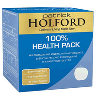 Image of 100-percent-Health-Pack-by-Patrick-Holford-