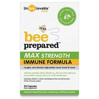UnBEElievable-Health-Bee-Prepared-MAX-Strength-Immune-Formula-20-Capsules