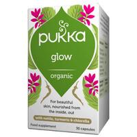 Pukka-Organic-Glow-Turmeric-Neem-and-Chlorella-30-Capsules
