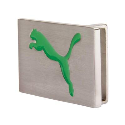Puma Spectrum Golf Belt Buckle Bright Green AW15