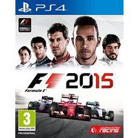 Image of F1 2015