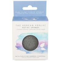 The-Konjac-Sponge-Co-Korean-Konjac-Facial-Sponge-Bamboo-Charcoal