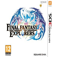 Image of Final Fantasy Explorers