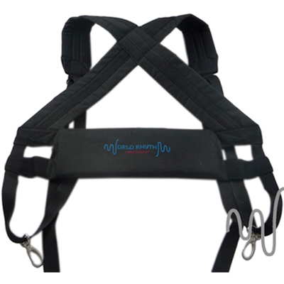 Image of World Rhythm Djembe Drum Harness - Padded Carry Straps
