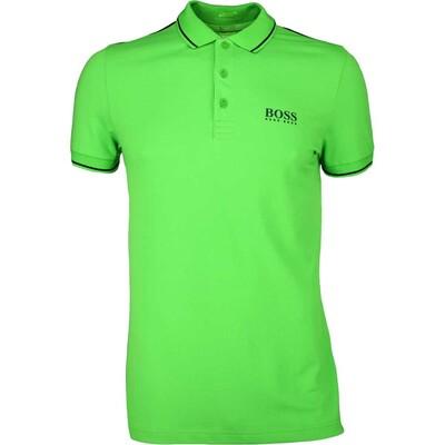Hugo Boss Golf Shirt Paule Pro Classic Green SP16