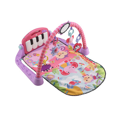 Fisher-price Discover 'n Grow Kick & Play Piano Gym (Pink)