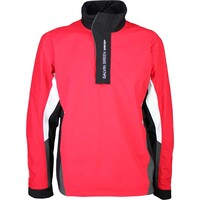 Galvin Green Waterproof Golf Jacket - ALBIN Electric Red