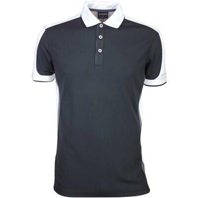 Galvin Green Golf Shirt MOE Black SS16