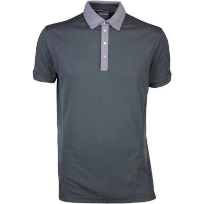 Galvin Green Golf Shirt MAJOR Black SS16
