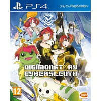 Image of Digimon Story Cyber Sleuth
