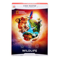 Viewmaster Experience Pack National Geographic - Wildlife