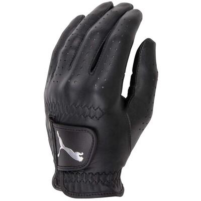 Puma Golf Glove All Leather Black AW16