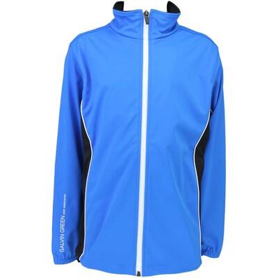 Galvin Green Junior Windstopper Golf Jacket Robin Blue