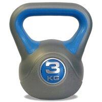 Image of DKN 3kg Vinyl Kettlebell