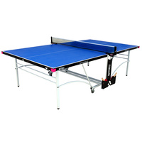 Butterfly Spirit 16 Rollaway Indoor Table Tennis Table - Blue