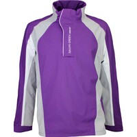 Galvin Green Waterproof Golf Jacket - ADDISON - Plum