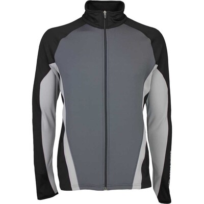 Galvin Green Golf Jacket DARREL Insula Iron Grey AW16