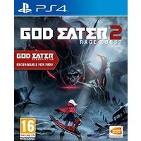 Image of God Eater 2 Rage Burst