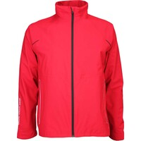 Galvin Green Waterproof Golf Jacket - ABBOT - Electric Red