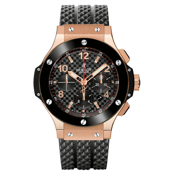 Hublot Big Bang Rose Gold Automatic Watch 44mm 301.PB.131.RX