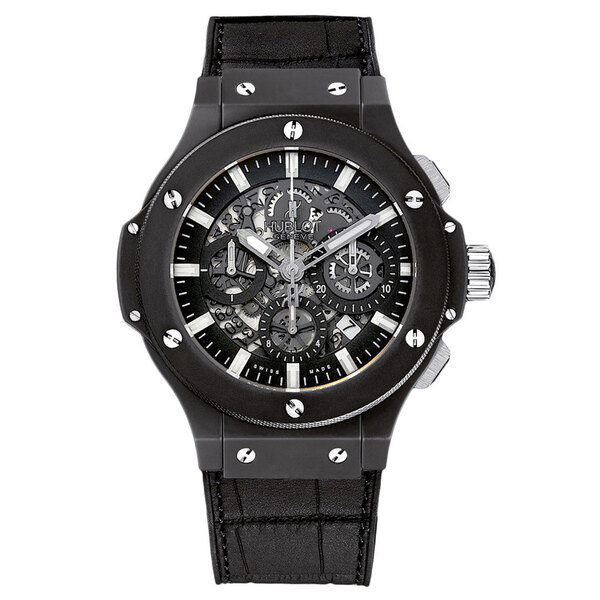 Hublot Big Bang Aero Black Magic Watch 44mm 311.CI.1170.GR