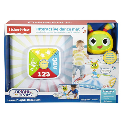 Fisher Price - Interactive Learnin' Lights Dance Mat