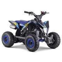 Image of FunBikes T-Max Roughrider 70cc Blue Kids Quad Bike V2