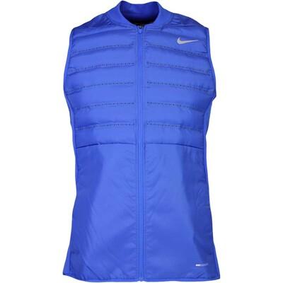 Nike Golf Gilet Aeroloft Vest Game Royal AW16