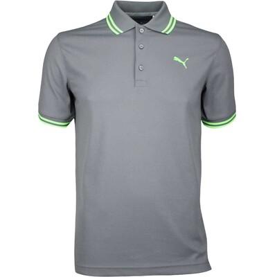 Puma Golf Shirt Pounce Pique Quiet Shade SS17
