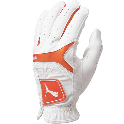 Puma Golf Glove Players Sport Performance Vibrant Orange AW17