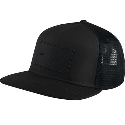 Nike Golf Cap NK Aerobill True Snapback Black SS17