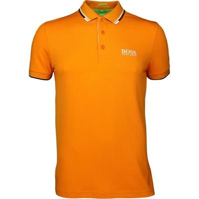Hugo Boss Golf Shirt Paddy Pro Orange Pepper SP17
