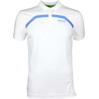 Hugo Boss Golf Shirt Paule Pro 1 Training White SP17