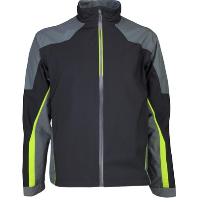 Galvin Green Waterproof Golf Jacket ARROW Black 2017