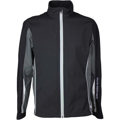 Galvin Green Waterproof Golf Jacket AVERY Paclite Black AW17