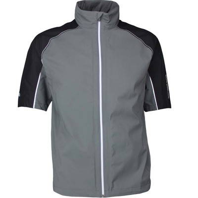 Galvin Green Waterproof Golf Jacket ARCH Paclite Iron Grey AW17
