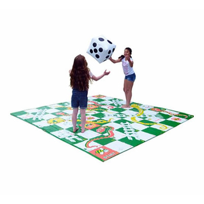 Garden Games Giant Snakes and Ladders (Code 507)