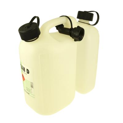 CML Transparent Plastic Combi Can (5.5ltr/1.1ltr)