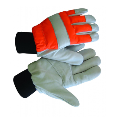 Ratio Chainsaw Gloves (Protective) Size Large