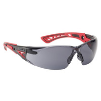 Image of Bolle Rush Smoke Safety Glasses