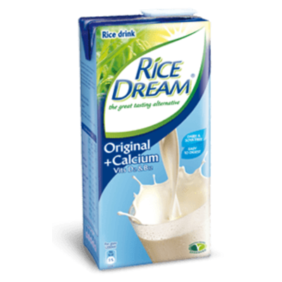Rice Dream Original + Calcium & Vitamins 1 Litre