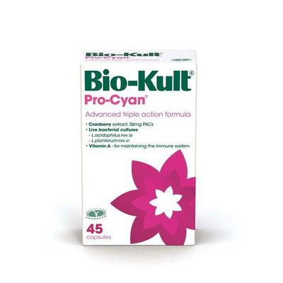 Bio-Kult Pro-Cyan Triple Action Formula 45 Capsules