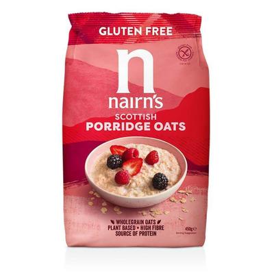 Nairn's Gluten Free Real Porridge Oats 450g