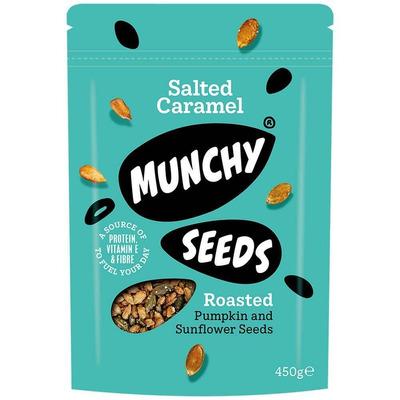 Munchy Seeds Savoury Crunchy Bites 475g
