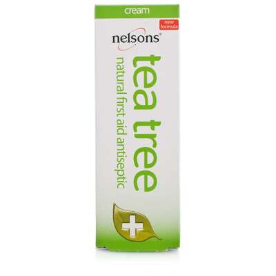 Nelsons Tea Tree Cream 50g